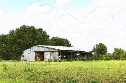Empty Barn 2